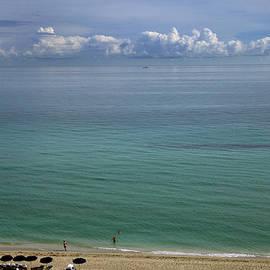 Yuri Lev - Beach and Clouds