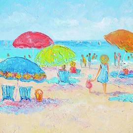 Jan Matson - Beach Art - Relax