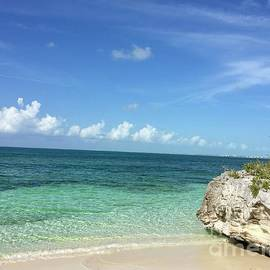 Anthony Morretta - Beach at The Turks and Caicos Islands