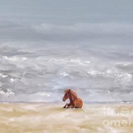 Beach Baby by Lois Bryan