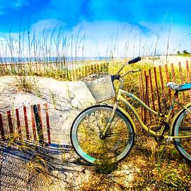 Debra and Dave Vanderlaan - Beach Bike at the  Dunes
