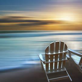 Debra and Dave Vanderlaan - Beach Chairs Dreamscape