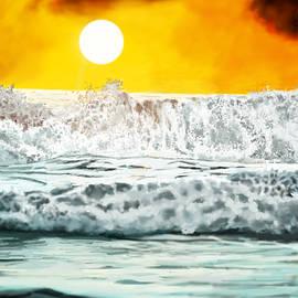 Lincoln Howes - Beach Dawn