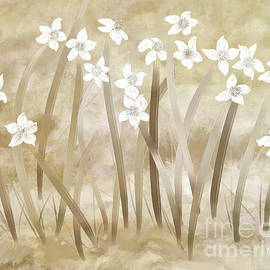Beach Flowers by Lois Bryan