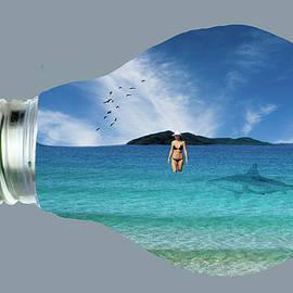 Kate Farrant - Beach Idea