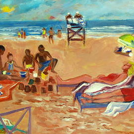 Betty Pieper - Beach in August