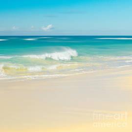 Beach Love the Secret Heart of Wonder by Sharon Mau