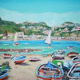 Teresa Dominici - Beach Naxos in Sicily