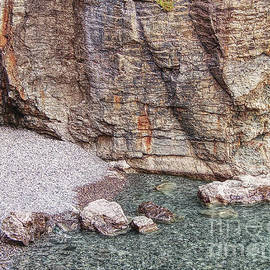 Beach of Stones by Phil Perkins