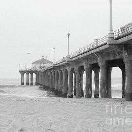 Ana V Ramirez - Beach Pier Film Frame