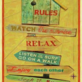 L Wright - Beach Rules