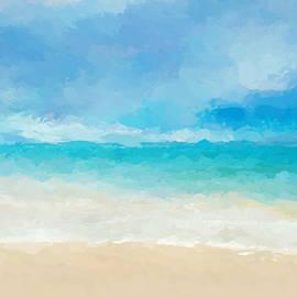 Anthony Fishburne - Beach sea colors