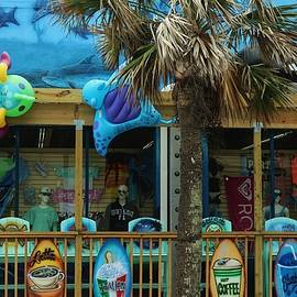 Beach Storefront by Christopher James
