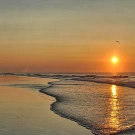 Doug Ash - Topsail NC Beach Sunrise