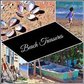 Aline Halle-Gilbert - Beach Treasures 2