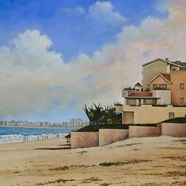 Michael Frank - Beaches of Cancun