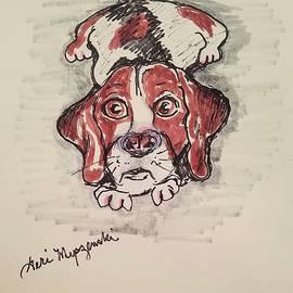 Geraldine Myszenski - Beagle Hound