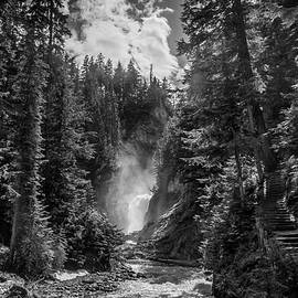 Bear Creek Falls As Well by Monte Arnold
