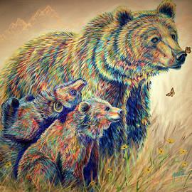 Teshia Art - Bear Necessities