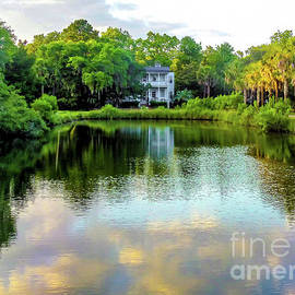 Beaufort South Carolina Reflections by Norma Brandsberg