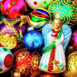 Beautiful Angel Ornament - Garry Gay