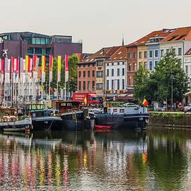 Beautiful Antwerp, Belgium