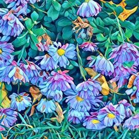 Miriam Danar - Beautiful Baby Blues - The Flowers of Spring