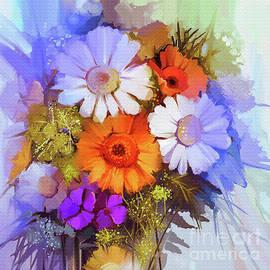 Gull G - Beautiful Blooms