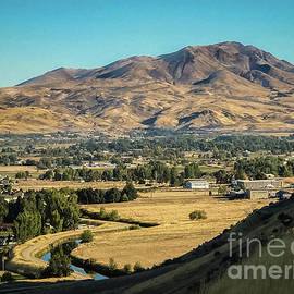 Beautiful Butte by Robert Bales