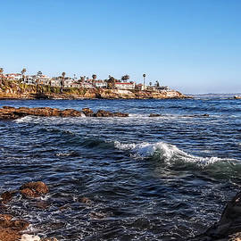 Beautiful Day In La Jolla by Glenn McCarthy Art and Photography