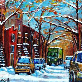 Grace Venditti - Beautiful Day In Montreal