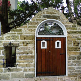 Beautiful Doorway by D Hackett