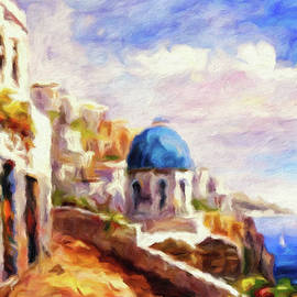 Georgiana Romanovna - Beautiful Greece