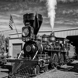Beautiful Number 22 In Black And White by Garry Gay