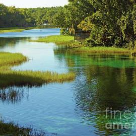 Beautiful River by D Hackett