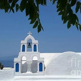 Angela Gannicott - Beautiful Santorini Greece