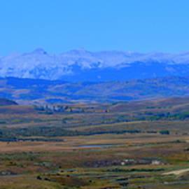 Ed Mosier - Beautiful Scenery Along Hwy 22