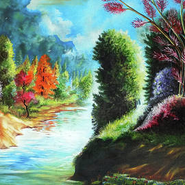 Arun Sivaprasad - Beautiful Scenery