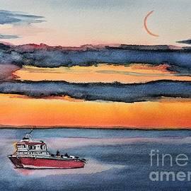 Lise PICHE - Beautiful Sunset