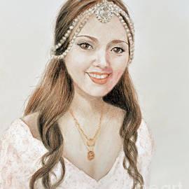 Jim Fitzpatrick - Beautiful Vietnamese Bride