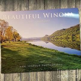 Beautiful Winona Minnesota 2017 Calendar Informational Listing by Kari Yearous
