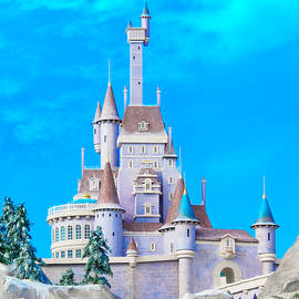 Beauty and the Beast Castle by Mark Andrew Thomas