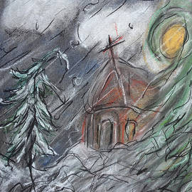 Beauty Of Winter by Katt Yanda