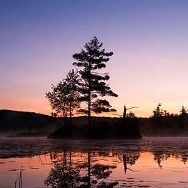 Jan Mulherin - Beauty on North Pond