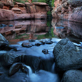 Beaver Creek, Arizona, II by Dave Wilson