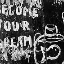 Become Your Dream 1995h by Dave Beckerman