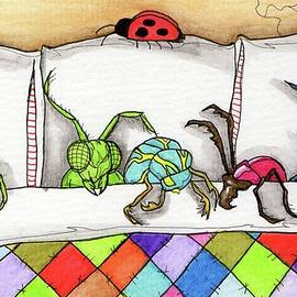 Bed bugs by Julie McDoniel