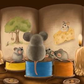 Veronica Minozzi - Bedtime story