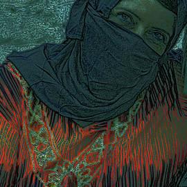 Beduin Women Sinai Egypt by Colette V Hera Guggenheim