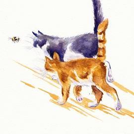 Bee Stalking by Debra Hall
